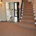 Custom Sisal Stair Runner Wellesley Needham Carpet Remnants
