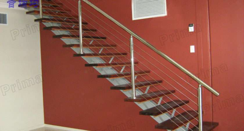 Customized Straight Staircase Prices Buy New Design Wood Stairs