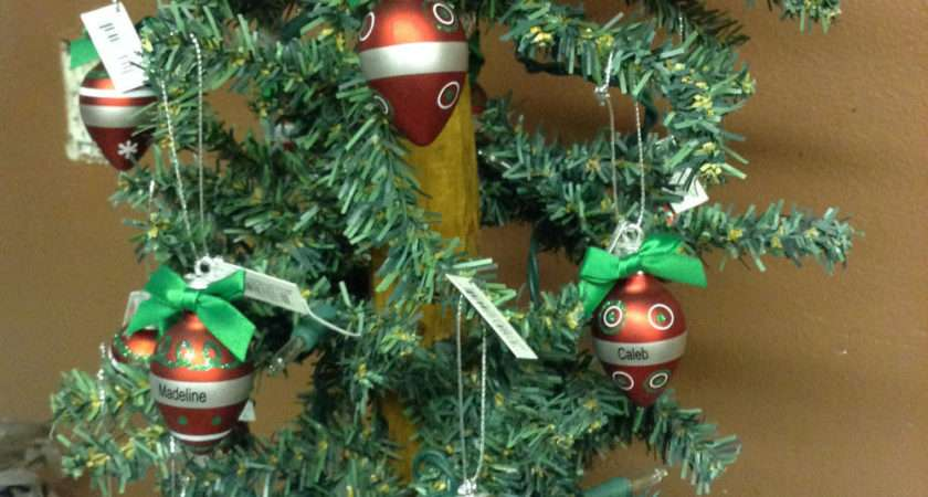 Cute Christmas Ornaments Personalized Choose Names