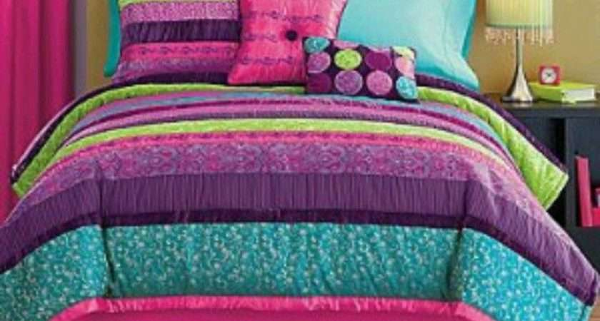 Cute Girly Bedding Sovrum Pinterest