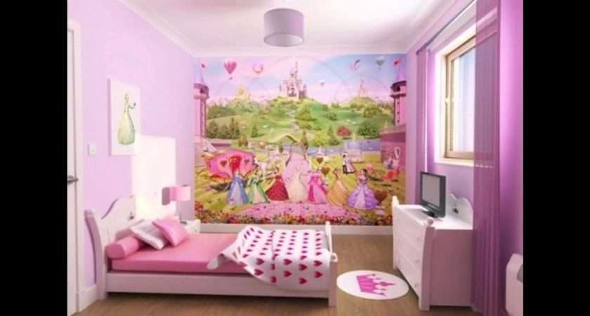 Cute Teenage Girls Room Decorating Ideas