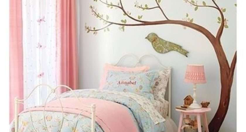Cute Toddler Girl Bedroom Decorating Ideas Interior Design