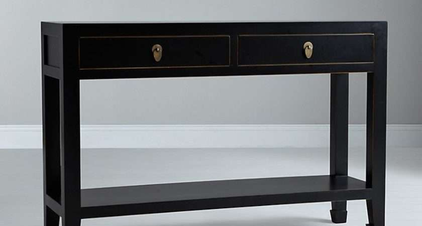 David Dangerous Hallway Furniture Console Tables