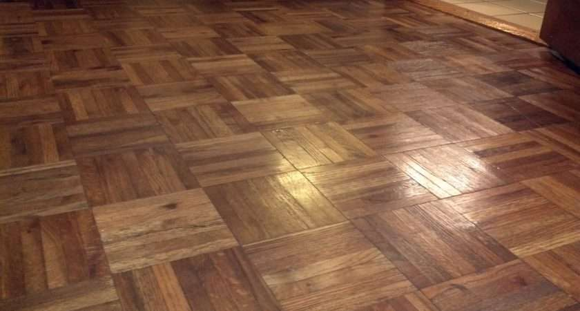 Day Dull Parquet Floor Project