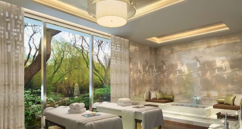 Day Spa Room Decorating Ideas Treatment Rooms