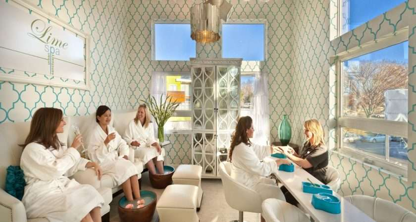 Day Spa Room Decorating Ideas