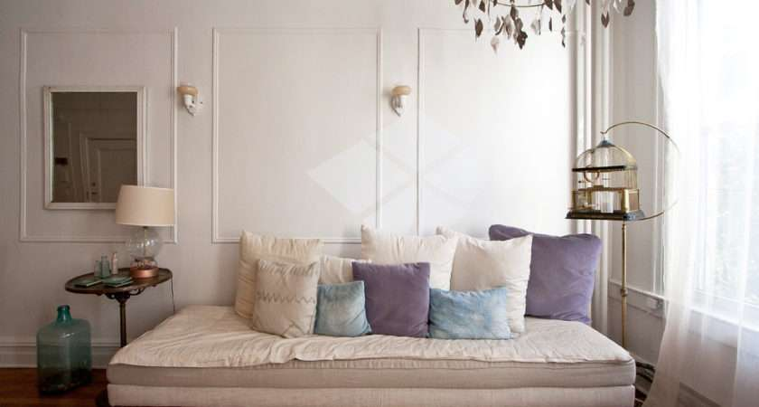 Daybed Ikea Decorating Ideas Living Room Eclectic Design