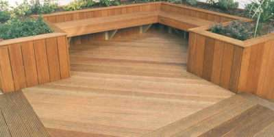 Decking Garden Pools Wood Timber Cedar Design