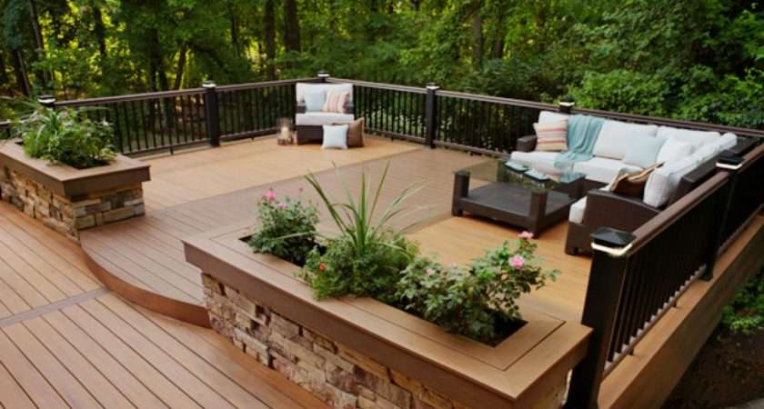 Decks Every Location Outdoor Design Landscaping Ideas Porches