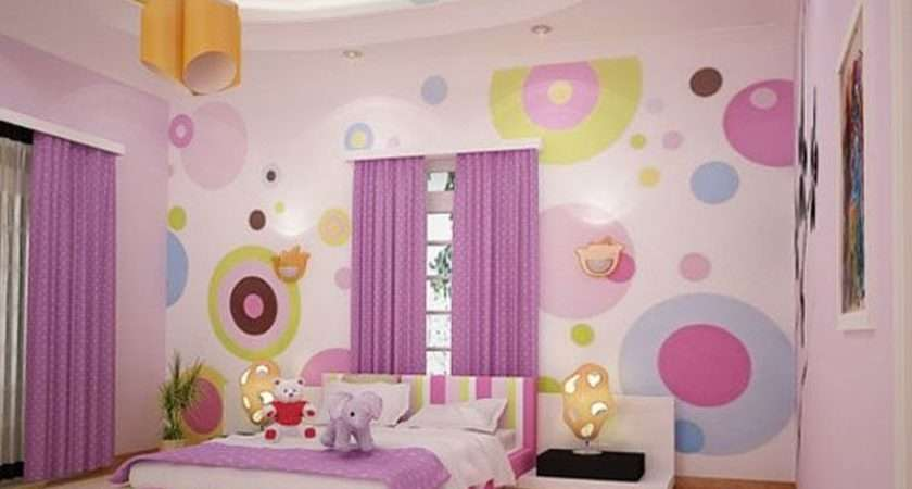 Decor Cute Room Ideas Teenage Girl Painting Design Idea