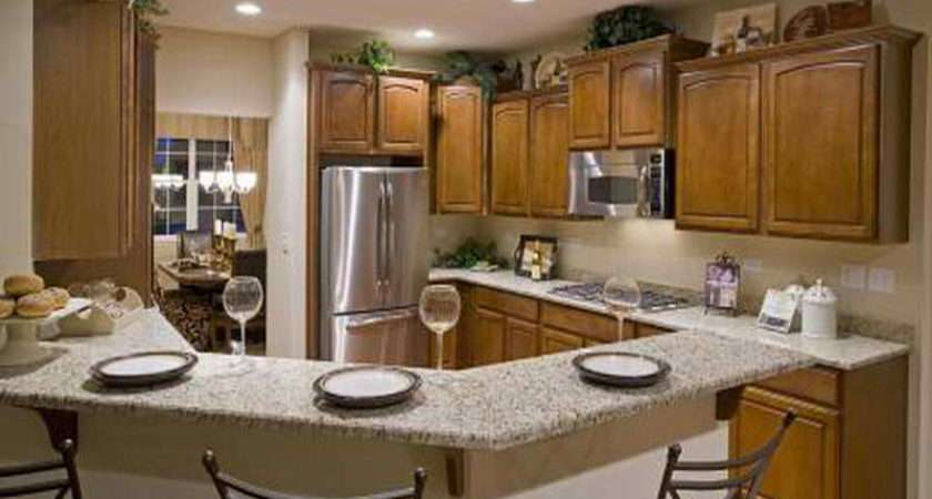 Decorate Above Kitchen Cabinets Common