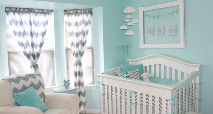 Decorate Baby Nursery