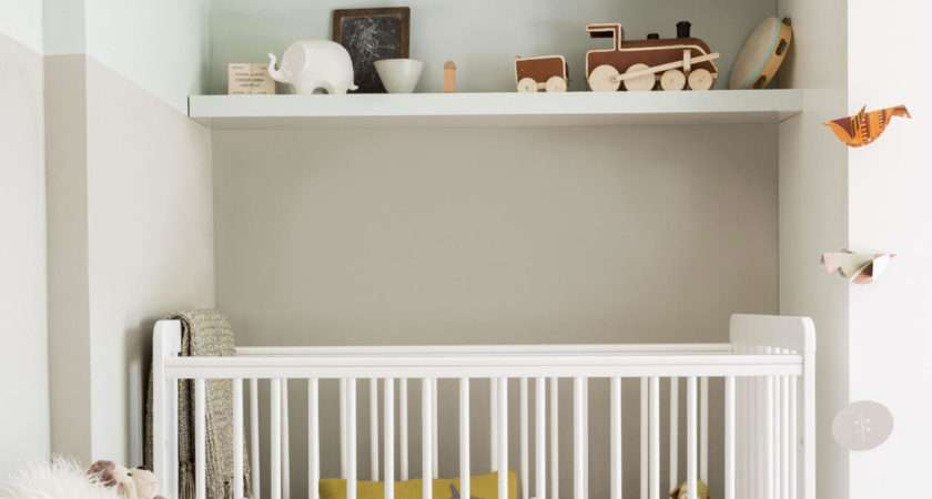 Decorate Gender Neutral Nursery Dulux