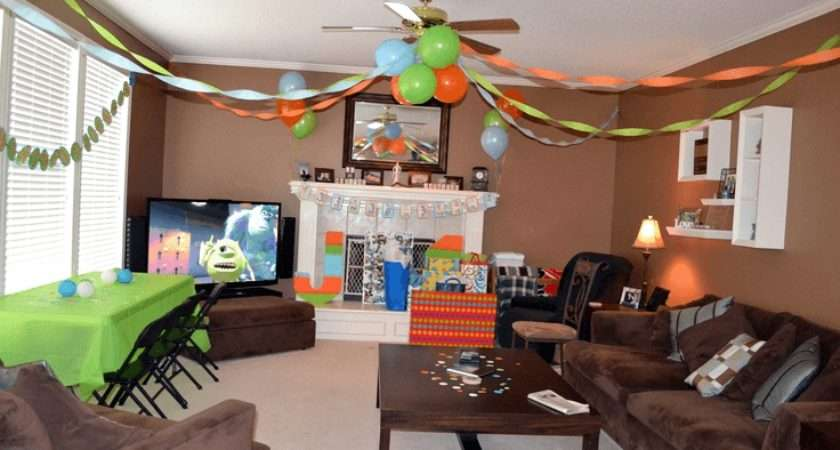 Decorate Living Room Birthday Party Budget