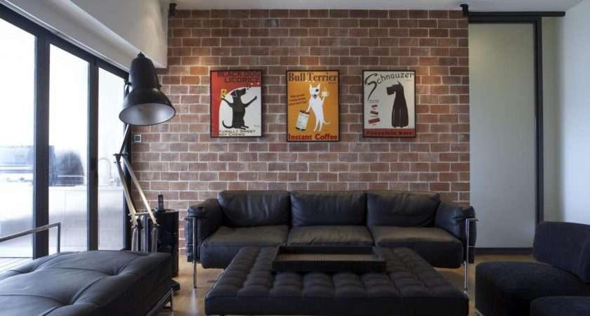 Decorate Loft New York Style Focus Personality