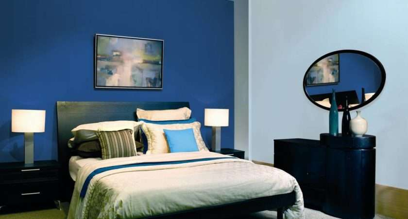 Decorate Master Bedroom Blue Malaysia