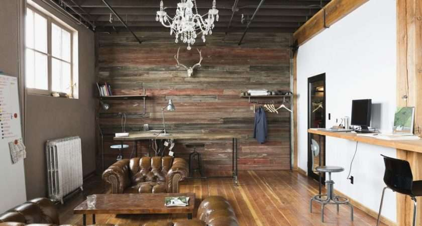 Decorate Using Industrial Chic Style