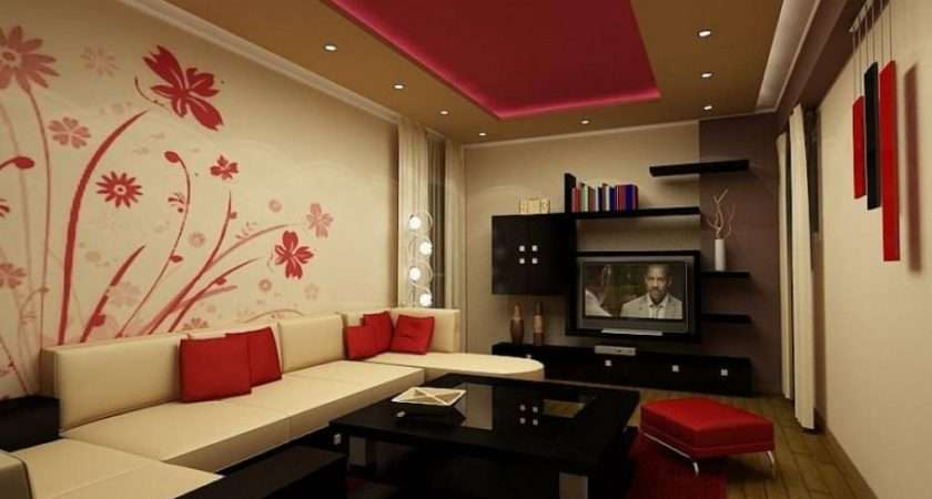 Decorate Very Small Living Room Modern Furniture Style