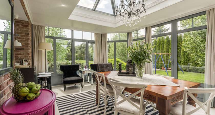 Decorate Your Conservatory