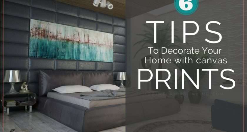 Decorate Your Home Canvas Prints Decorating