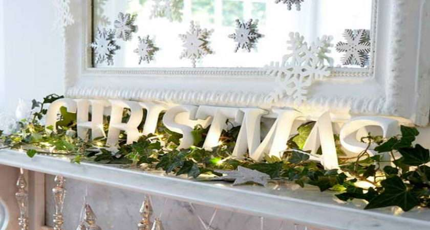 Decorate Your Home Christmas