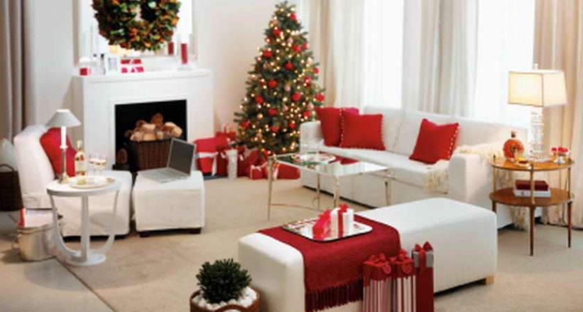 Decorate Your Living Home Christmas