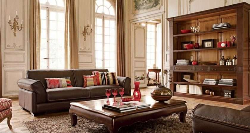 Decorate Your Living Room Classic Accent Decorations