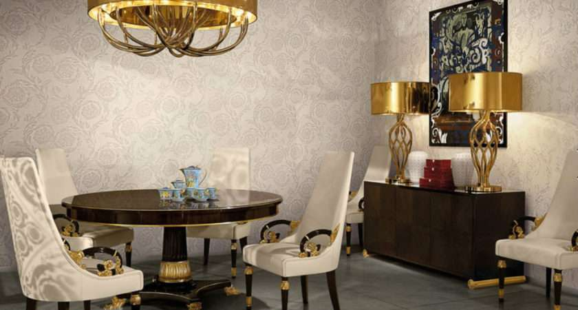 Decorate Your Milan Appartment Versace Home Decor