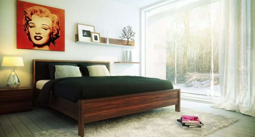 Decorating Bedroom Five Easy Steps Decorative