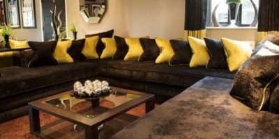 Decorating Brown Leather Furniture Living Room