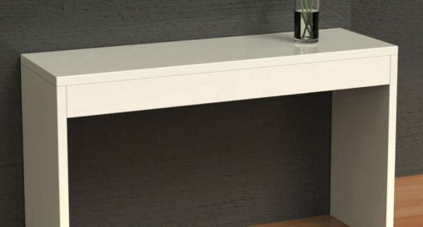 Decorating Hallway Perfect Console Tables Design