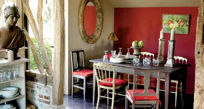 Decorating Ideas French Interiors Country Home