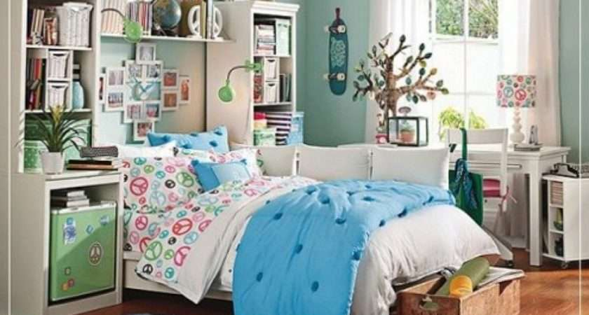 Decorating Ideas Girl Bedroom Great Teenage