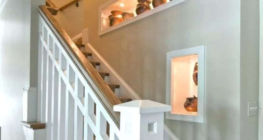 Decorating Ideas Hall Stairs Landing Wall Decor