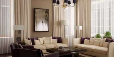 Decorating Ideas Living Rooms Curtains Home