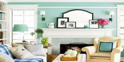 Decorating Ideas Mint Green