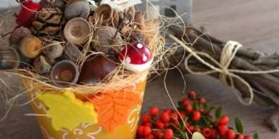 Decorating Ideas Nature Inspired Fall Easy Diy