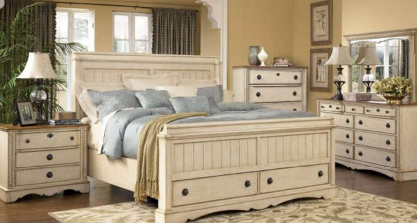 Decorating Ideas Refinishing Tips White Country