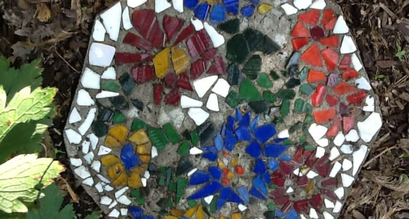 Decorating Ideas Your Garden Recycled Bits Pieces