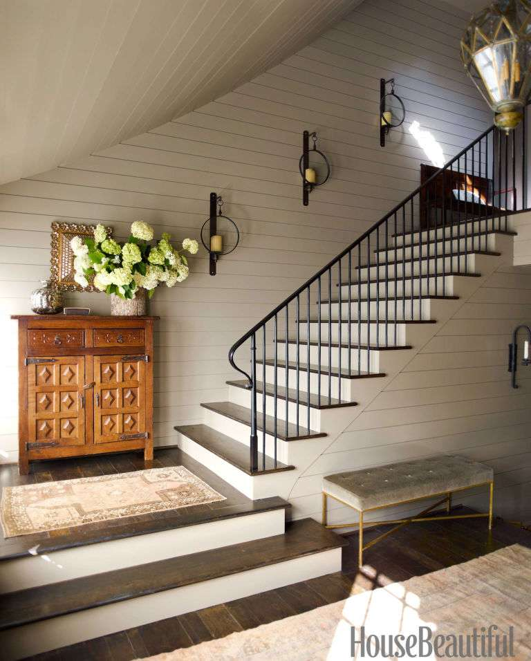 Decorating Staircase Ideas Inspiration Tidbits Twine