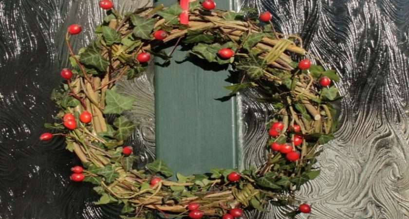 Decoration Christmas Wreath Decorating Ideas