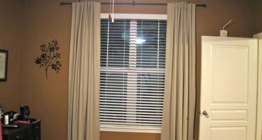 Decoration Ideas Blinds Curtains Together