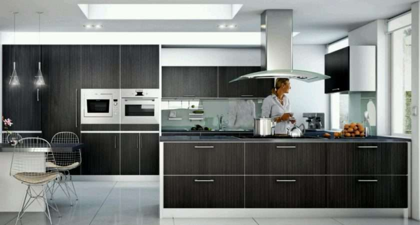 Decoration Kitchen Modern Design