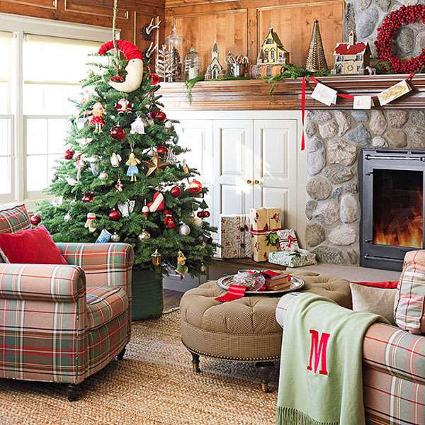 Decorations Ideas Bringing Christmas Spirit Into Your Living Room