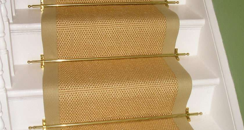 Decorative Sisal Stair Runner Ideas Latest Door