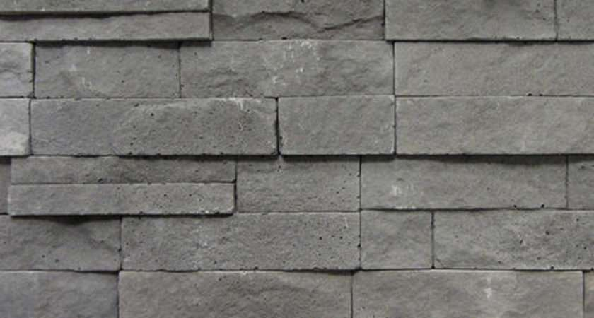 Decorative Stacked Stone Wall Tiles Feature Walls