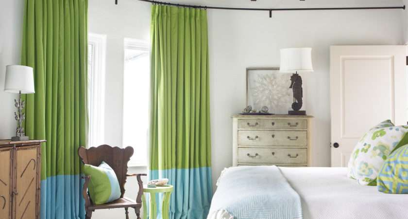 Delightful Curtain Rods Bay Windows Ikea Decorating Ideas