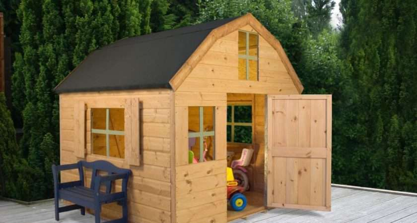 Delighting Garden Playhousesj Wooden Childern Cozy