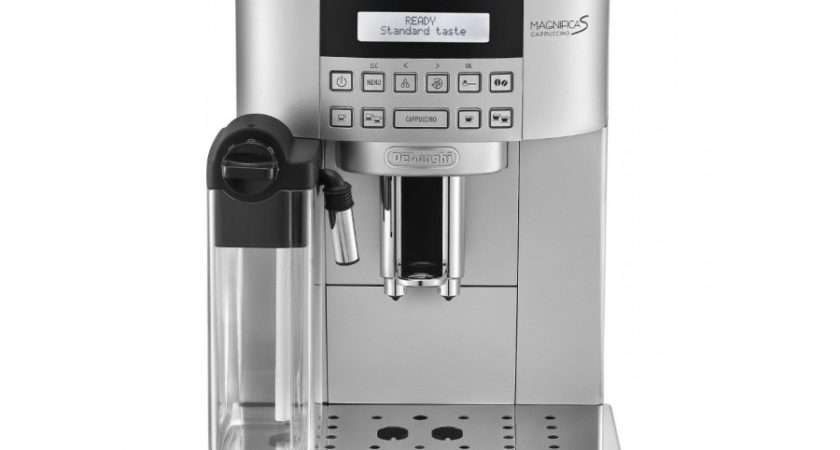 Delonghi Ecam Fully Automatic Bean Cup Coffee