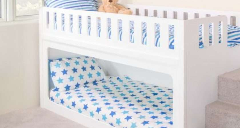 Deluxe Funtime Bunk Bed Single Beds Kids